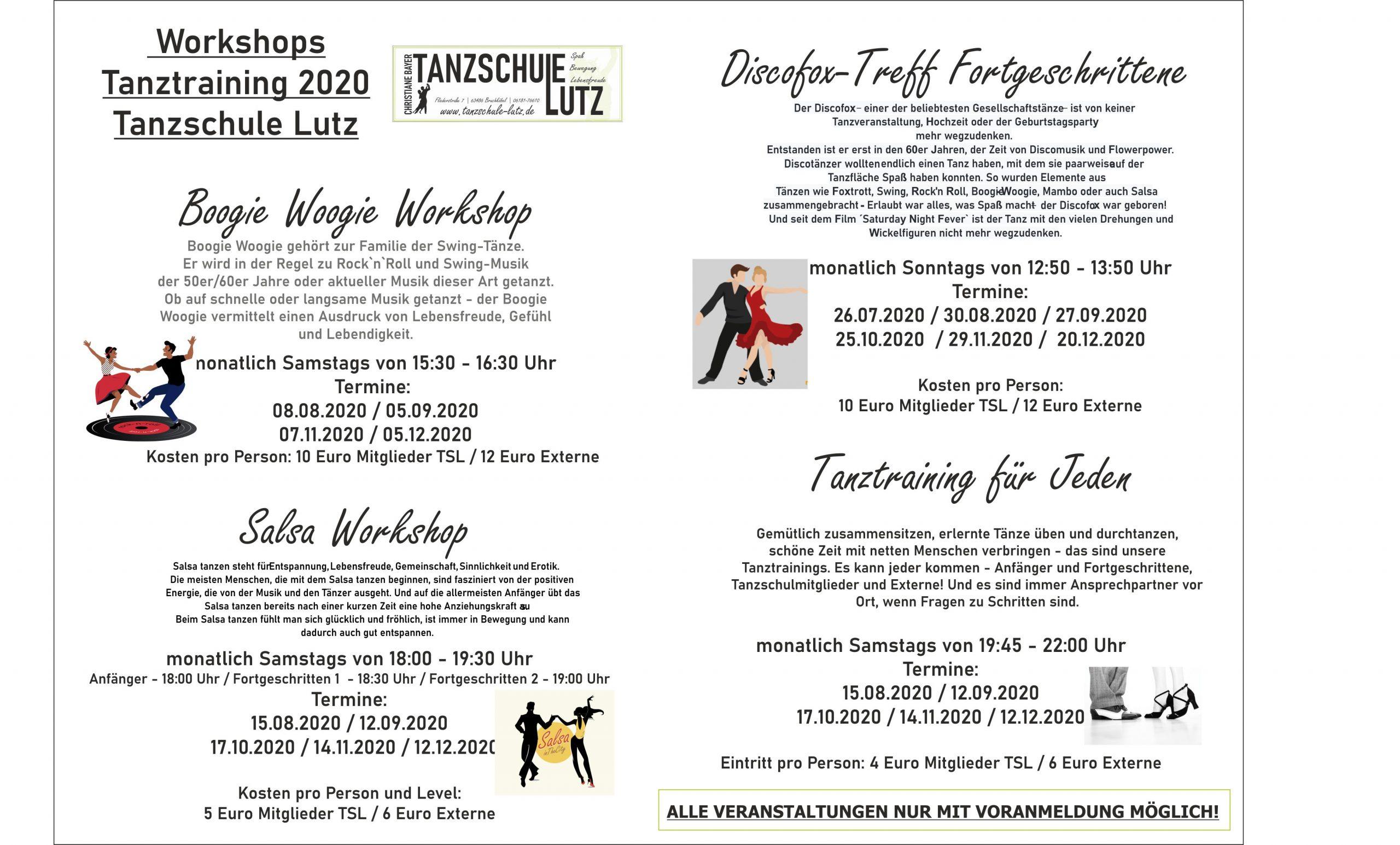 Flyer TT, Salsa, DFOX, Boogie 07-10 2020