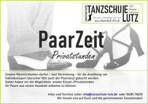 Privatstunden Paare 11-2020