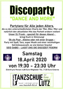 Discoparty 18-04-2020 NEU